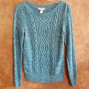 Monsoon ribbed summer sweater